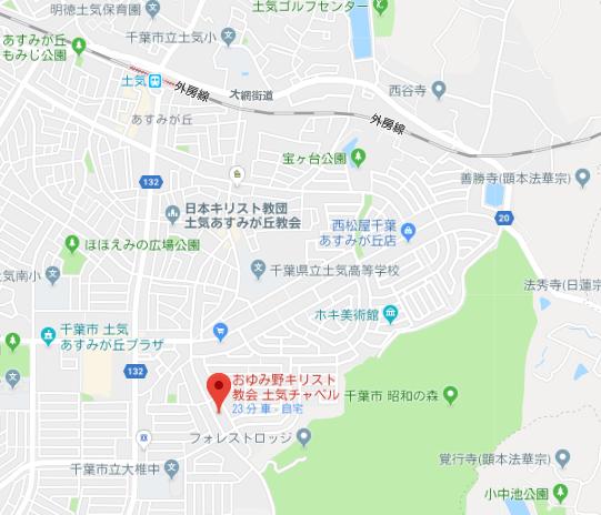 toke map